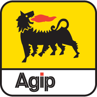 Stations service Agip