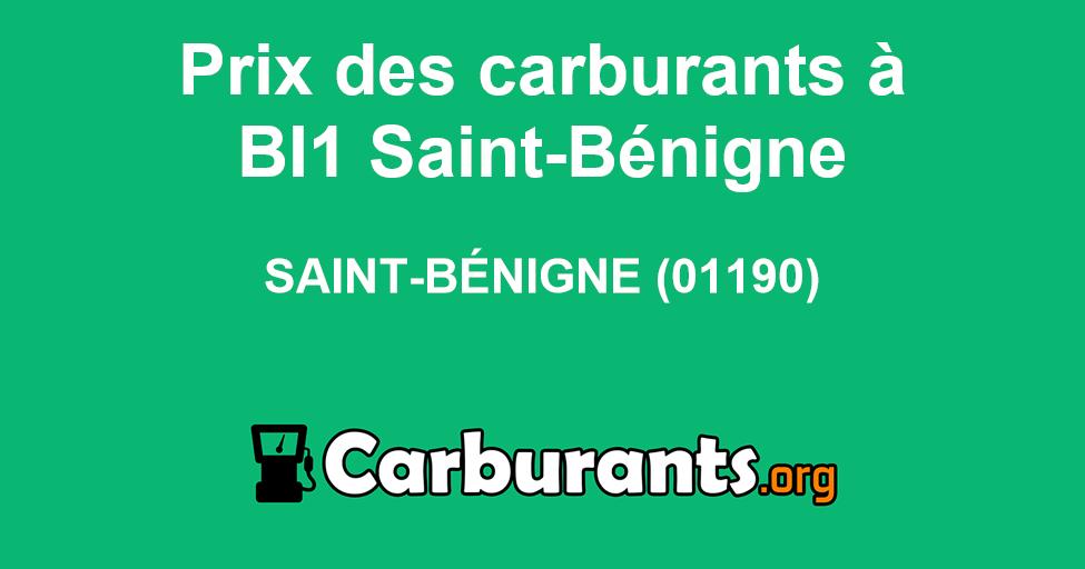 Station Essence Atac Bi1 Saint Benigne A Saint Benigne